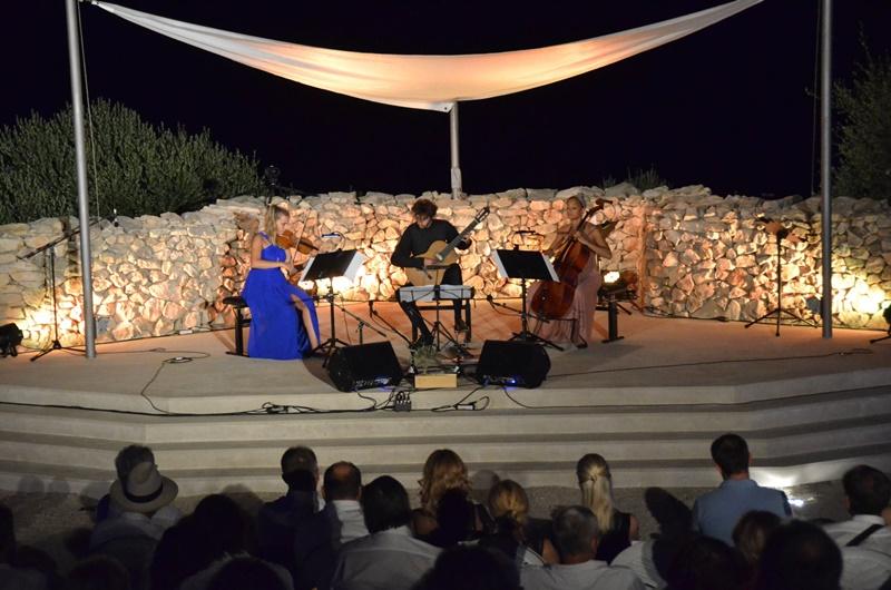 Photo of U Vrtovima lunjskih maslina otvoren prvi Olive Classic Festival