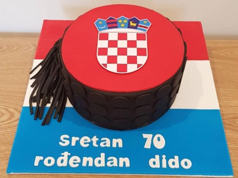 Photo of ZA DJEDA LIČANA Slastičarnica u Australiji izradila tortu u obliku ličke kape!