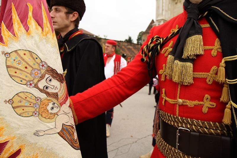 Photo of Kravat pukovnija svečano obilježava blagdan Velike Gospe