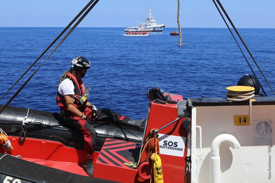 Photo of Organizacije koje spašavaju migrante na Mediteranu nominirane za nagradu Saharov