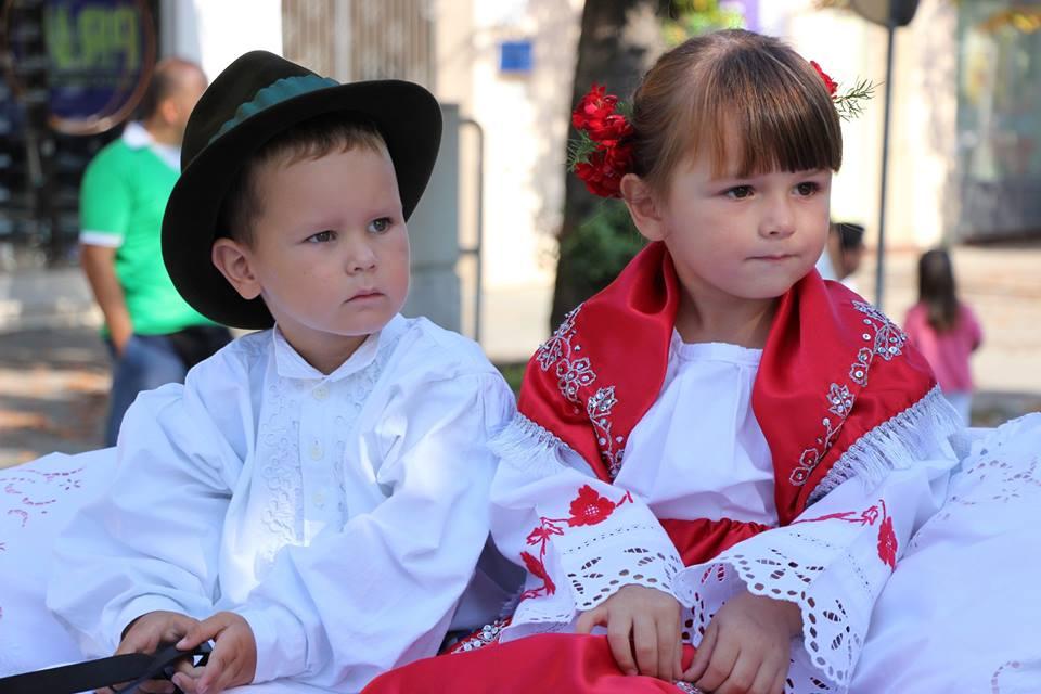 Photo of Dječje Vinkovačke jeseni okupile 3.000 najmlađih čuvara hrvatske folklorne tradicije