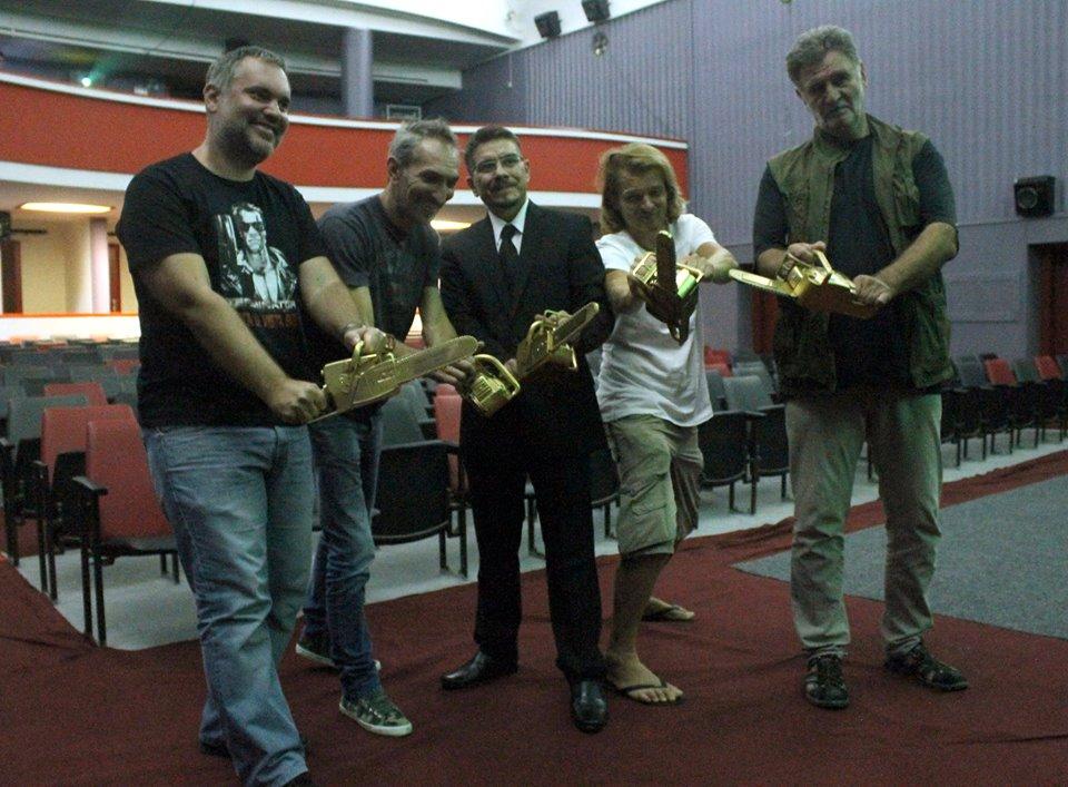 """Photo of Dodjelom """"Zlatnih motorki"""" završio 13. Trash film festival"""