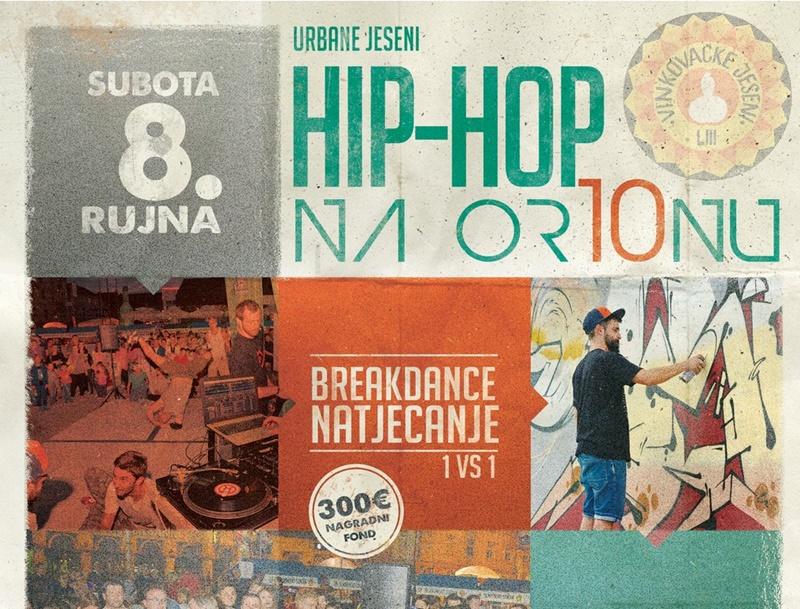 Photo of Ove godine 10. po redu Hip-Hop na Orionu