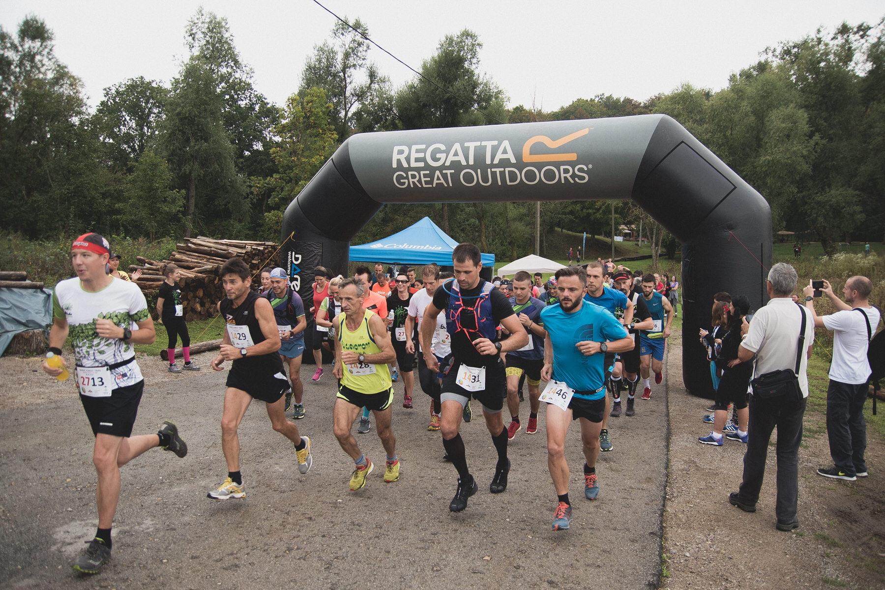 Photo of FOTO Održan prvi Barać Forest Trail – utrka u Novoj Kršlji uspjela!