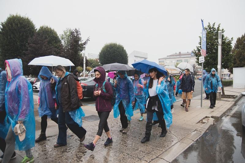 Photo of FOTO Pogledajte kako je bilo na prvom Hrvatskom festivalu hodanja u Gospiću!