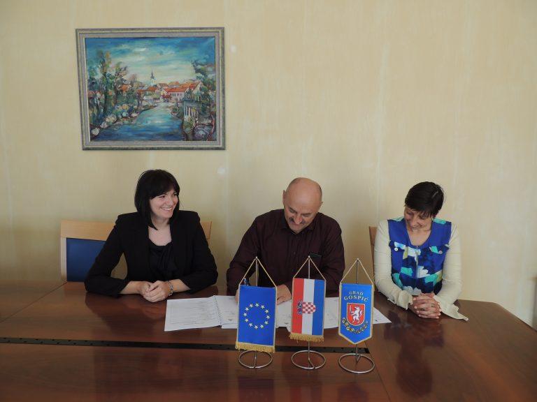 Photo of Grad Gospić europskim sredstvima potiče zapošljivost nezaposlenih građana