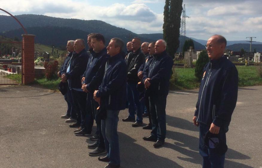 Photo of Udruga umirovljenika PU Ličko-senjske obilježila Dan policije