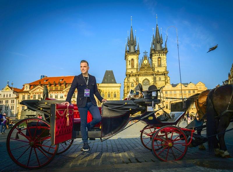 Photo of Dvostruka koncertna večer za pamćenje Ivana Zaka u Pragu, kao najava nove pjesme!