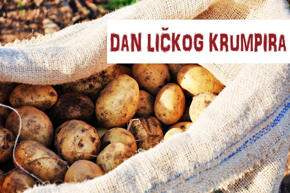 """Photo of U subotu je 6. DAN LIČKOG KRUMPIRA! Dolazite na predstavljanje """"Krumpirka"""", krumpirijadu i snimanje milenijske fotografije?"""