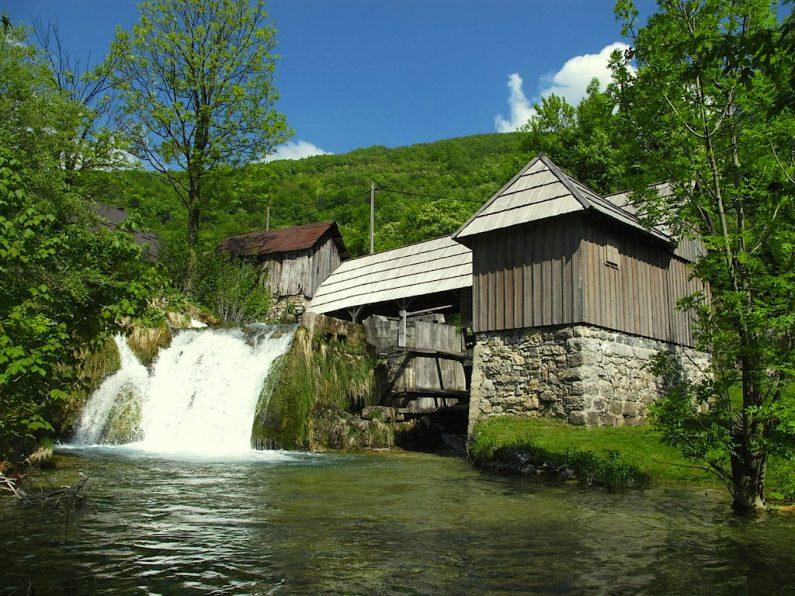 Photo of Mlin i pilana u selu Korana – dio povijesti Plitvica i zaštićeno kulturno dobro