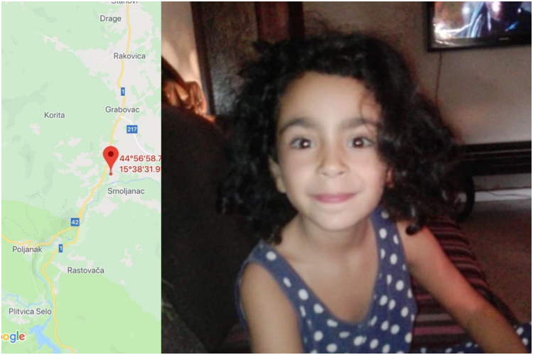 Photo of NESTALA DJEVOJČICA Sirijac traži petogodišnju kćer, posljednji put viđena kod Plitvica u Smoljancu