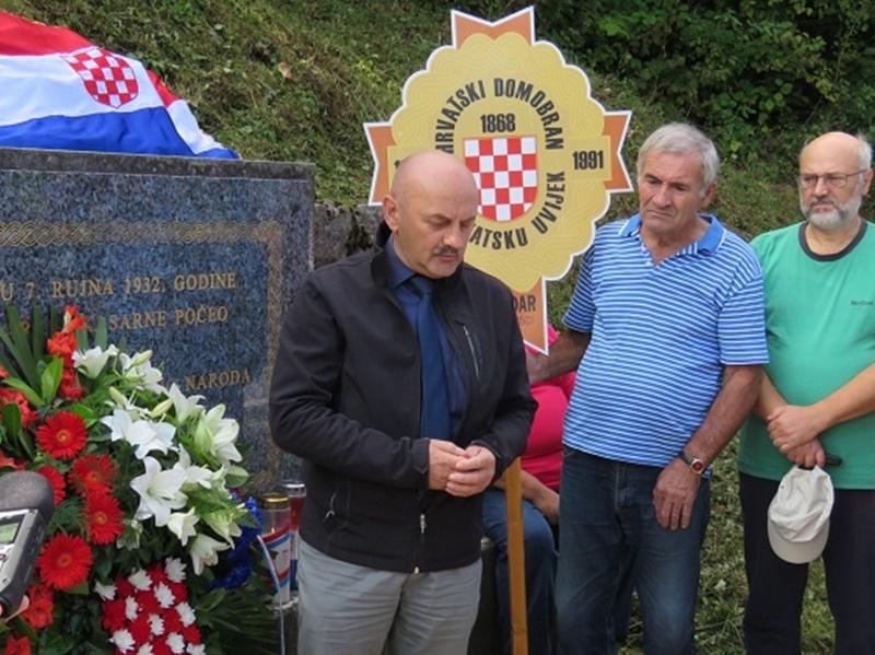 Photo of Obilježena 86. godišnjica Velebitskog ustanka