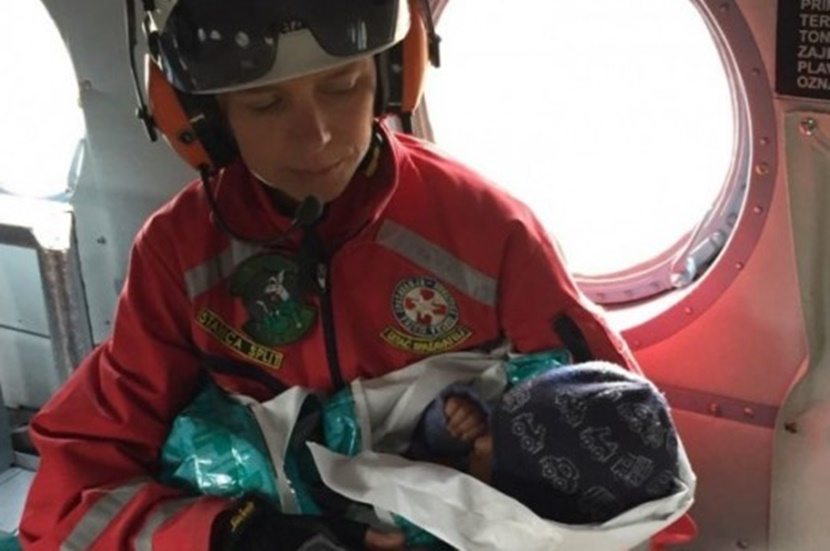Photo of MIGRANTI ZAPELI U PLANINI Trudnicu i majku s djetetom spasio HGSS