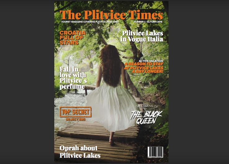 Photo of Novi tiskani jesenski The Plitvice Times dostupan i online – čitajte kod nas na portalu