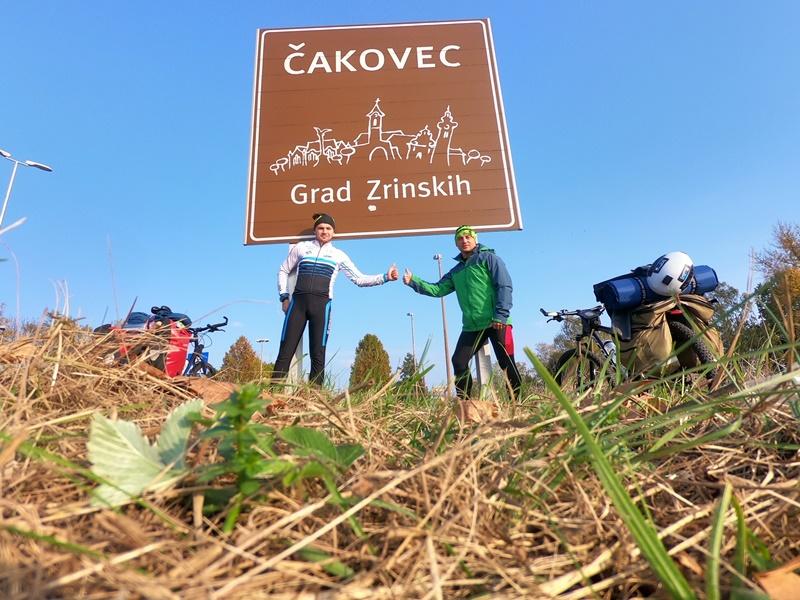 Photo of OD GACKE DO BALATONA Krznarić i Piršljin nadomak cilja, za 11 sati prešli put od 118 kilometara!