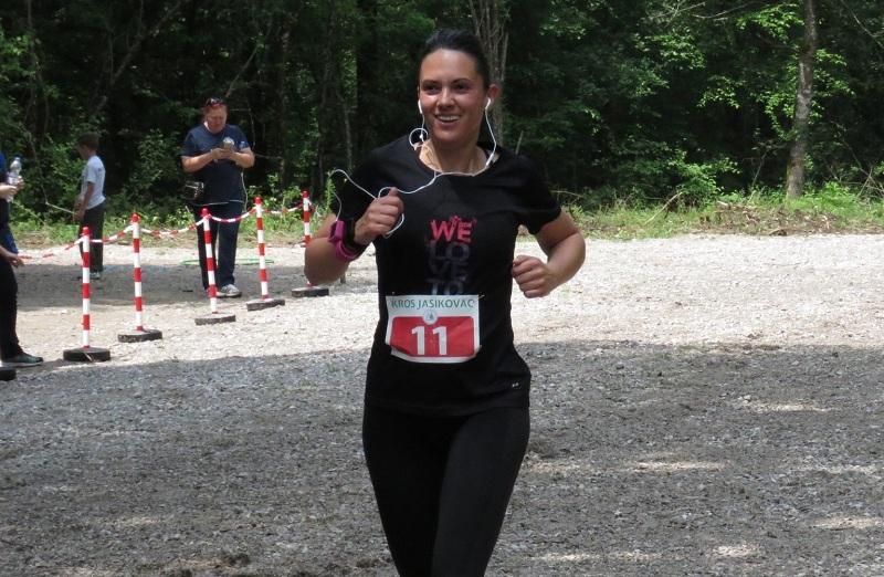 Photo of Iverija Filipović je prva Gospićanka koja je istrčala maraton!