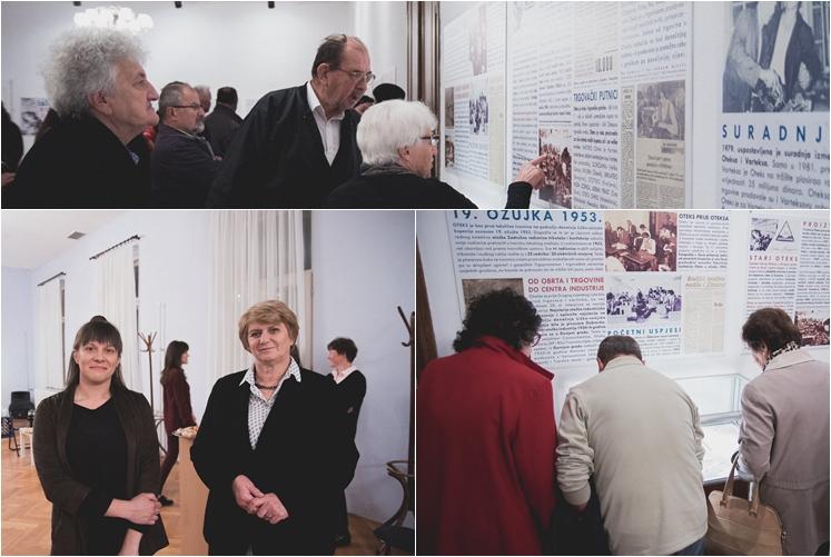 """Photo of FOTO Građani Otočca se prisjetili KOŽARE i OTEKSA na otvorenju 2. izložbe iz ciklusa """"Baština u nestajanju"""""""