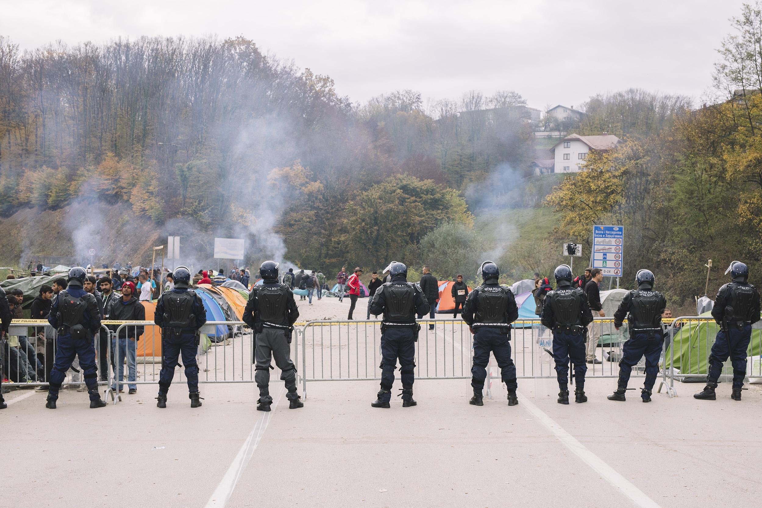 """Photo of OTVORENO PISMO: """"Hrvatska policija provodi nasilje prema izbjeglim ljudima!"""""""
