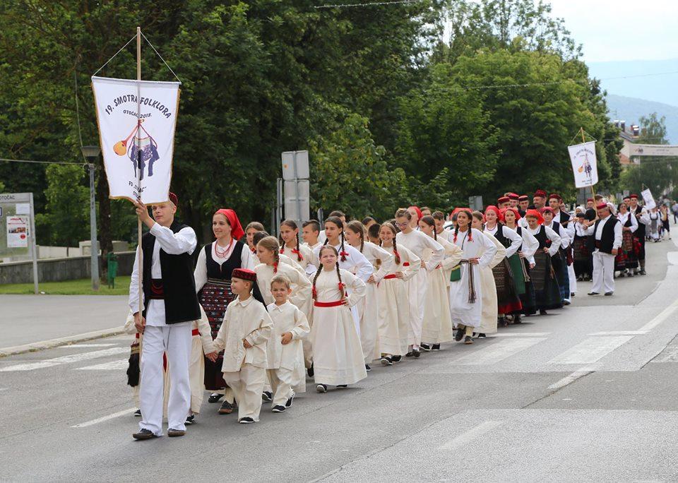 Photo of NAŠIH 20 Folklorno društvo Otočac poziva na veliki rođendanski koncert!