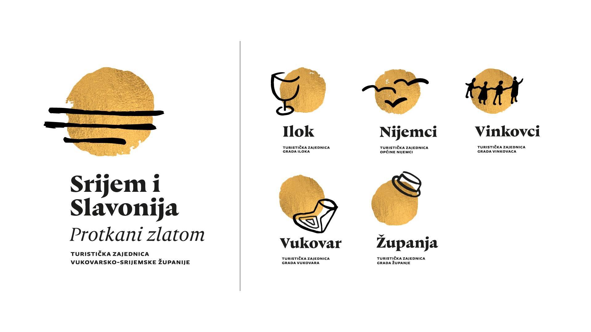 Photo of Turistička zajednica Vukovarsko-srijemske županije ima novi vizualni identitet – ZLATNI!