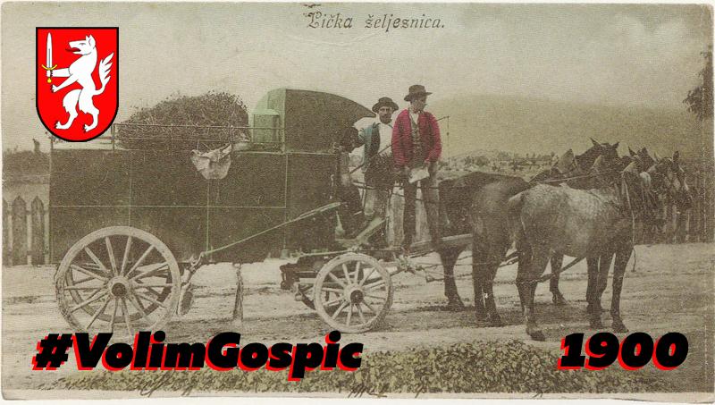 Photo of Stare razglednice i fotografije vraćaju nas u prošlost Gospića