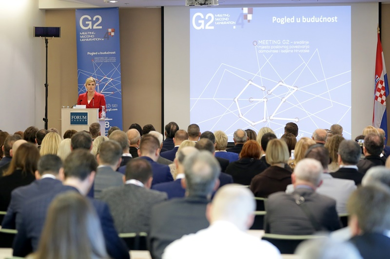 Photo of Na Meeting G2.4. doputovalo više od 70 biznismena iz 19 zemalja