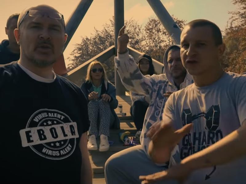 """Photo of Lički reper DREYFUSS i legendarni TARGET predstavljaju spot za """"Rolam ovaj rap""""!"""
