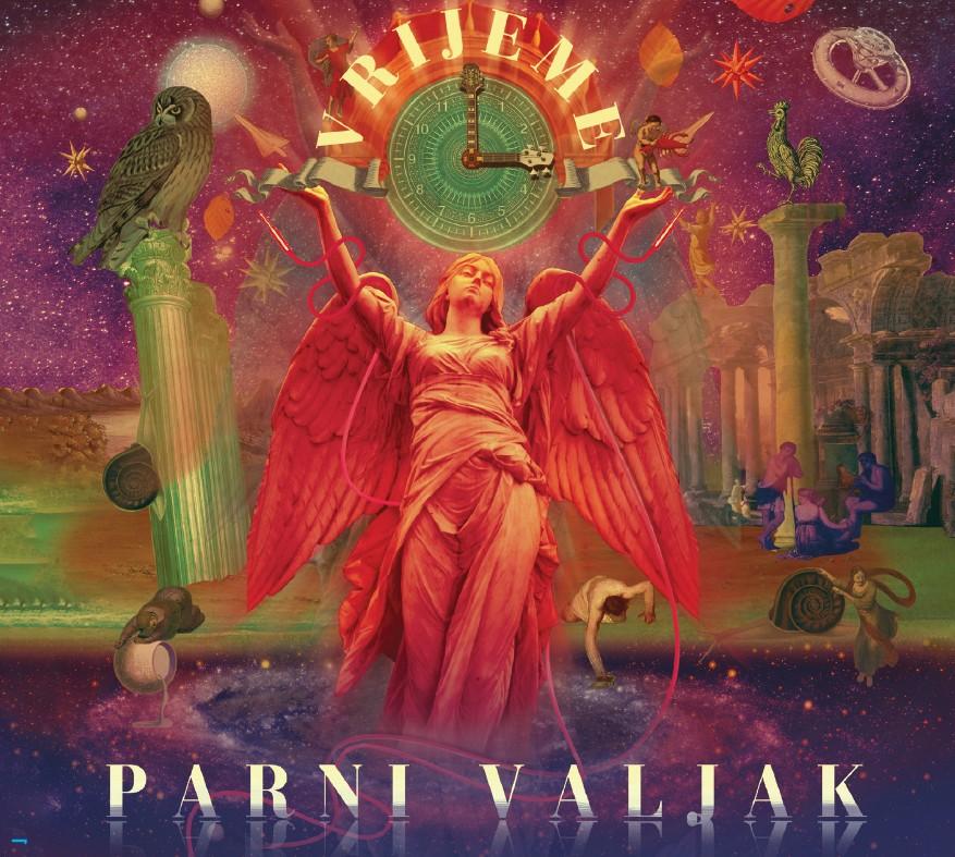 """Photo of Jedan od najiščekivanijih albuma godine, """"Vrijeme"""" grupe Parni valjak, ekskluzivno na Deezeru!"""