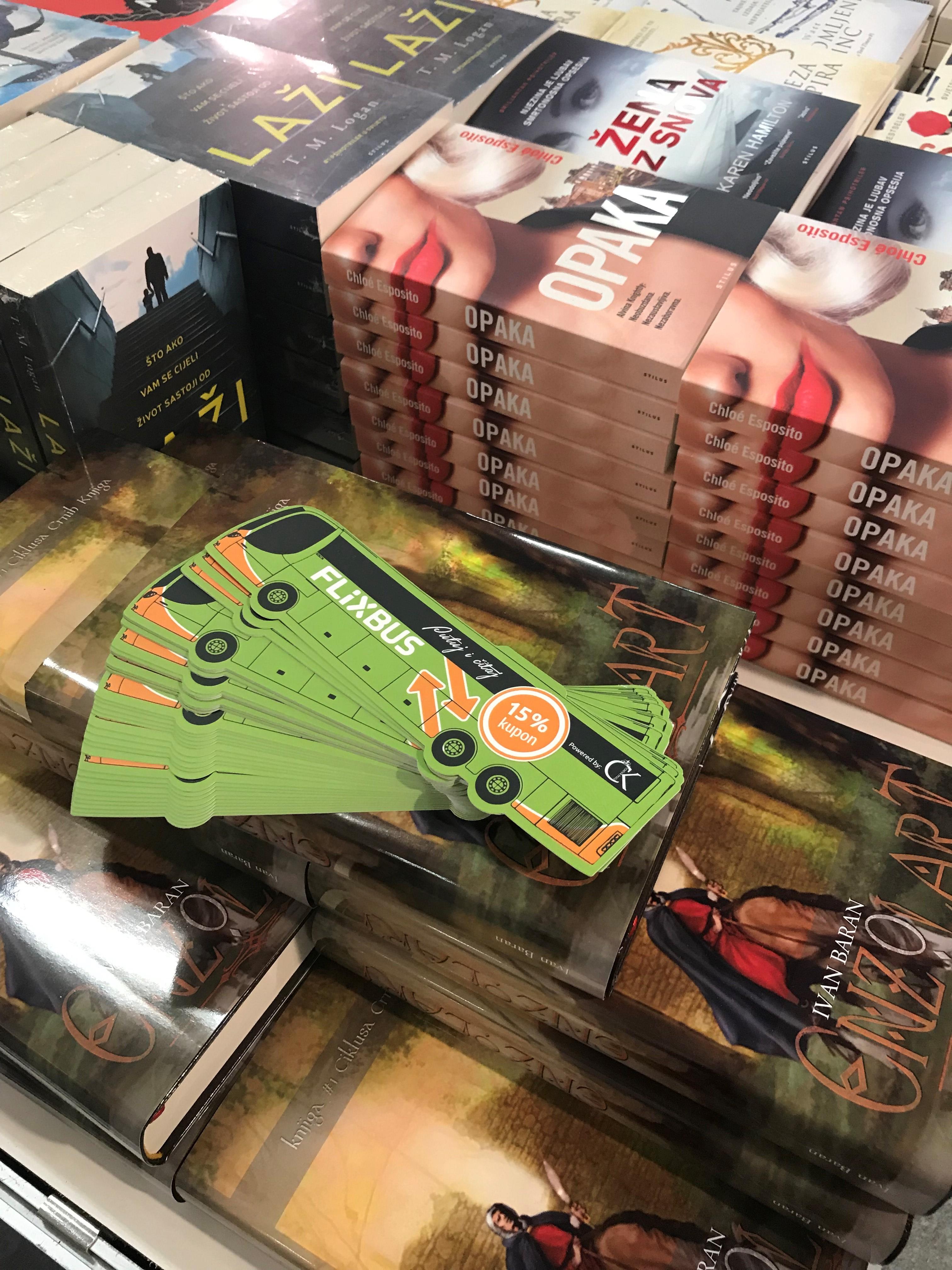 Photo of FlixBus daruje popuste na putovanja, a ako se zateknete u busu s knjigom očekujte dodatne pogodnosti!