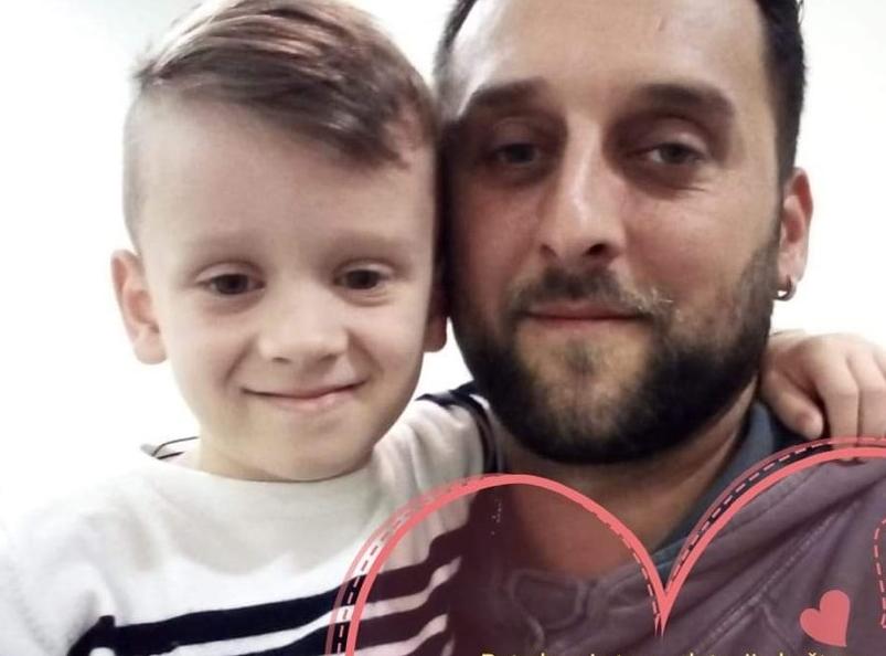 Photo of HITNO Petogodišnjem Robertu potrebna je transplantacija koštane srži, JAVITE SE NA REBRO U ZAGREB