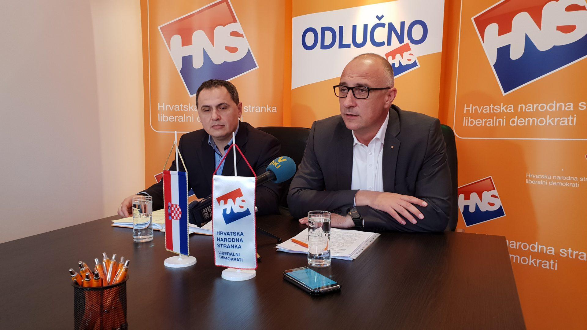 """Photo of I senjski HNS poziva na izbore: """"Jasnog smo političog stava da su potrebni i novi izbori u županiji"""""""