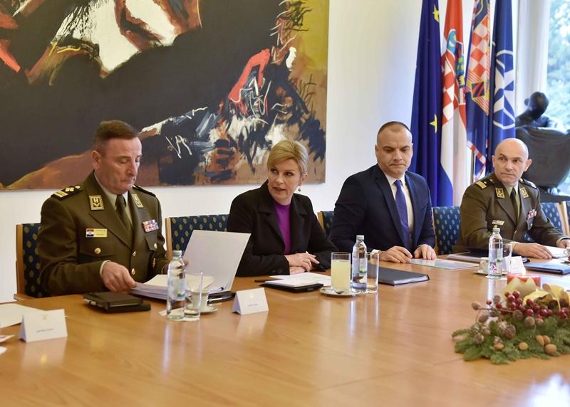 Photo of Održana 2. sjednica Vijeća za nacionalnu sigurnost