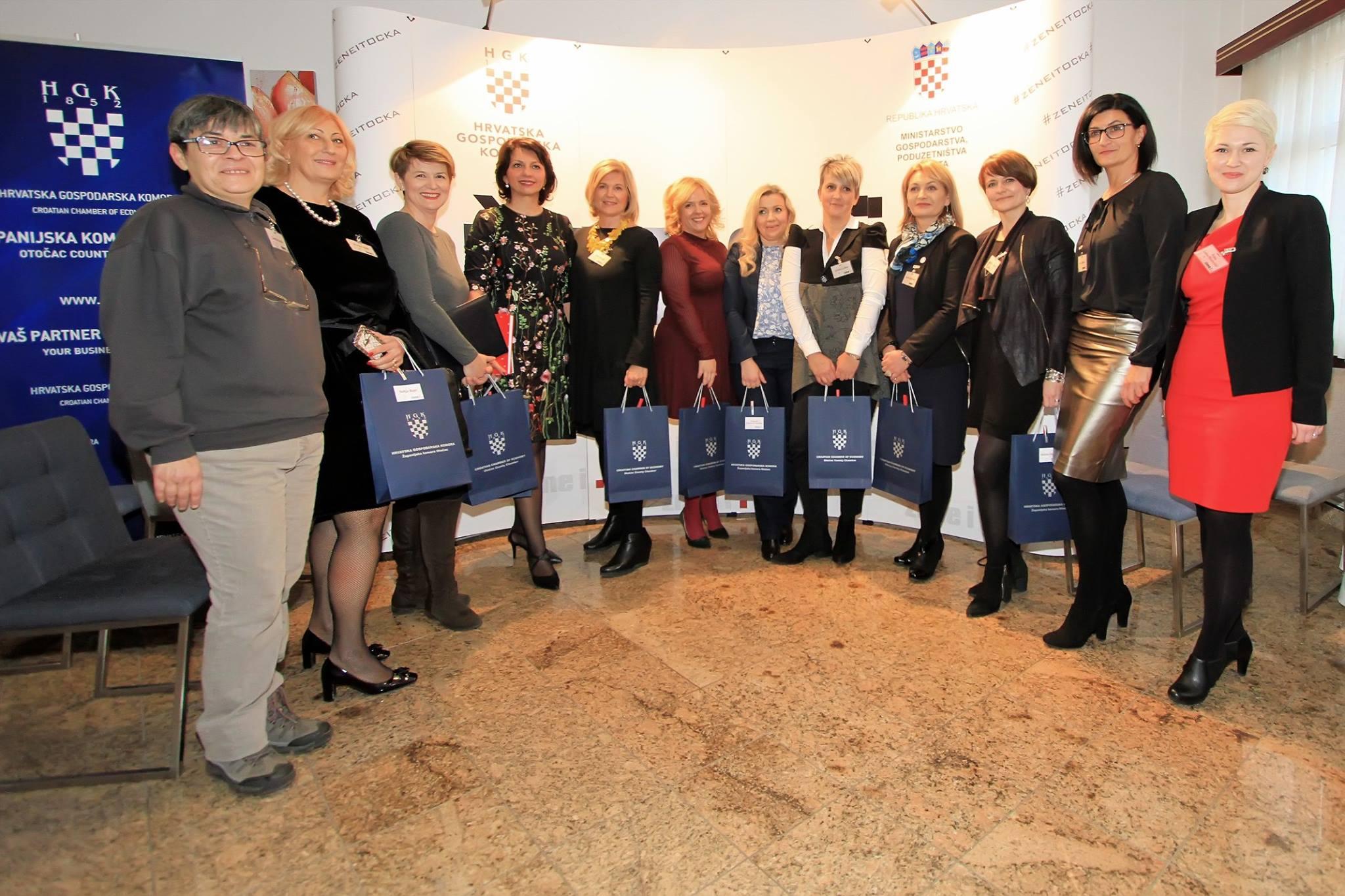 Photo of ŽENE I TOČKA – uspješne žene zajedno za razvoj ženskog poduzetništva