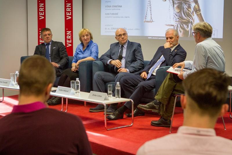 """Photo of VERN` Održan panel """"Neka institucije rade svoj posao…"""""""