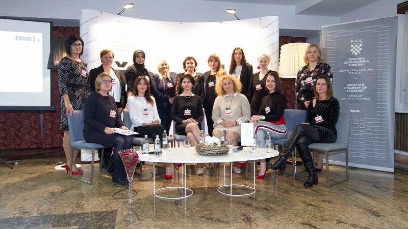 """Photo of Održana konferencija """"ŽENE I TOČKA"""" – prepuna dvorana žena zajedno za razvoj ženskog poduzetništva"""
