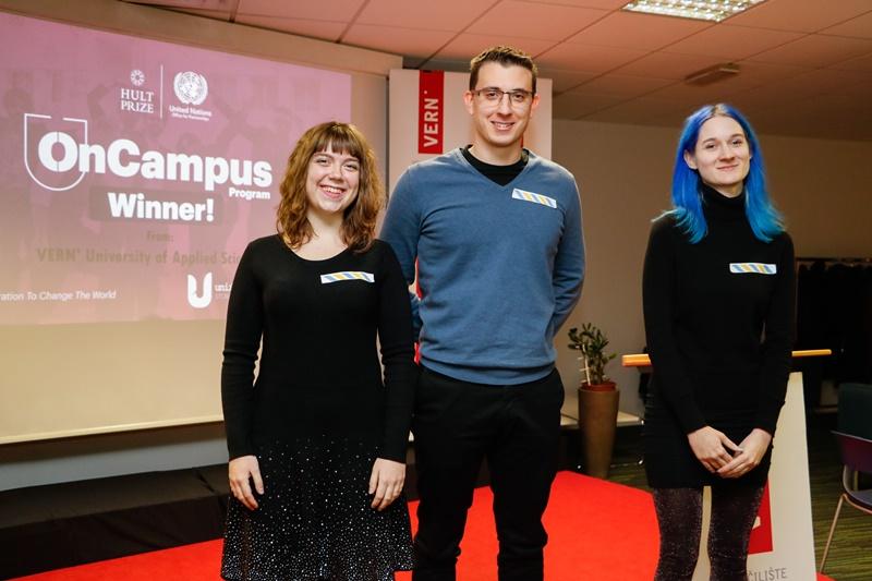 Photo of HULT Prize 2019.: Najbolje studentske ideje za povećanje zaposlenosti mladih