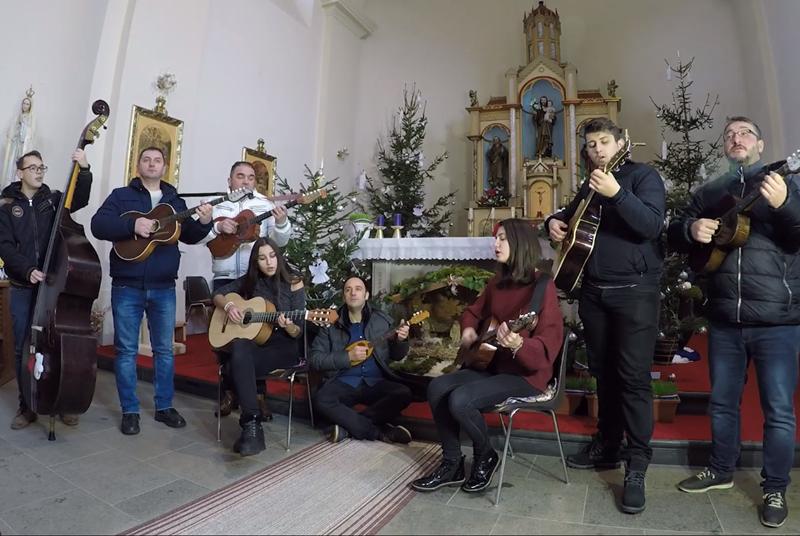 Photo of VIDEO Patrioti u suradnji s mladim glazbenicama obradili poznatu božićnu pjesmu