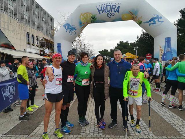 Photo of Gospićki atletičari uspješni na Adria Advent maratonu u Crikvenici