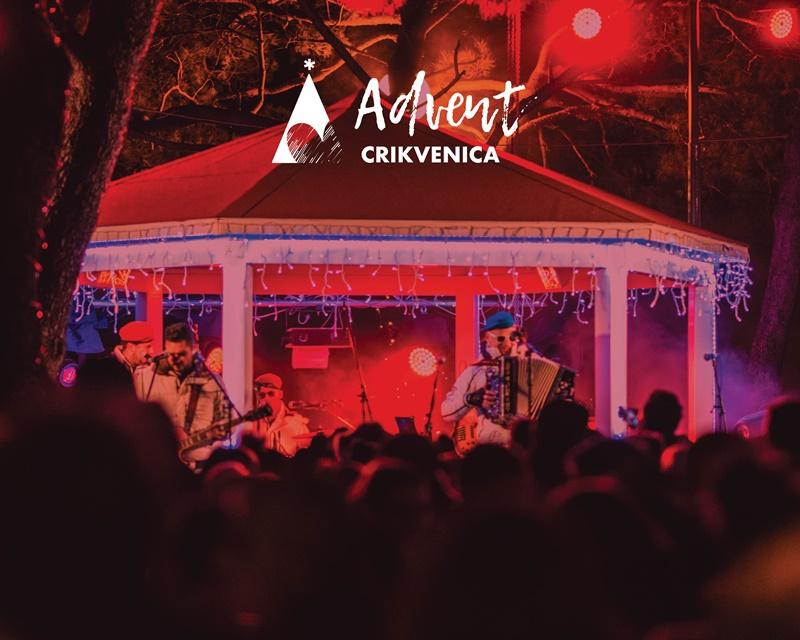 Photo of Jelena Radan&Meritas, Lu Jakelić, dječja predstava i još mnoge druge poslastice na Adventu u Crikvenici!