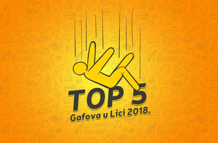 Photo of TOP 5 LIČKIH GAFOVA U 2018.: Karamboliran Golf, autobus revolucija, kupanje u Plitvičkim jezerima…