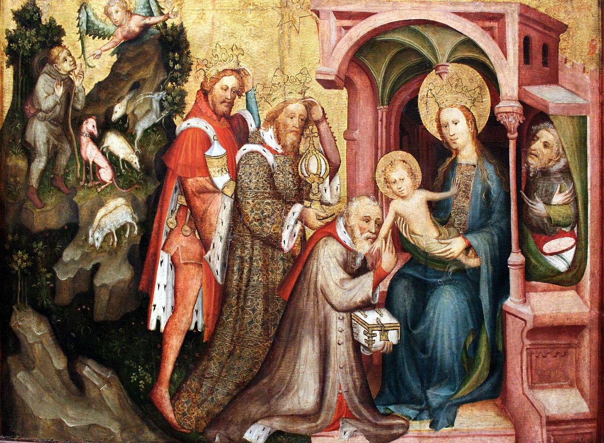 Photo of Narodni običaji na blagdan Sveta tri kralja