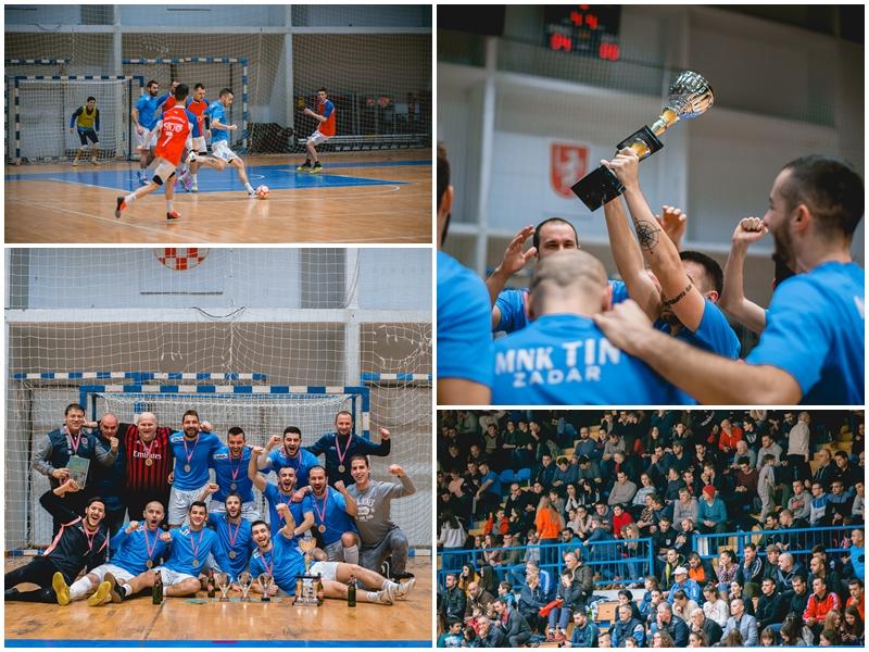 Photo of FOTO Pehar Zimskog malonogometnog turnira u Gospiću je u zraku – Zadrani osvojili prvo mjesto!