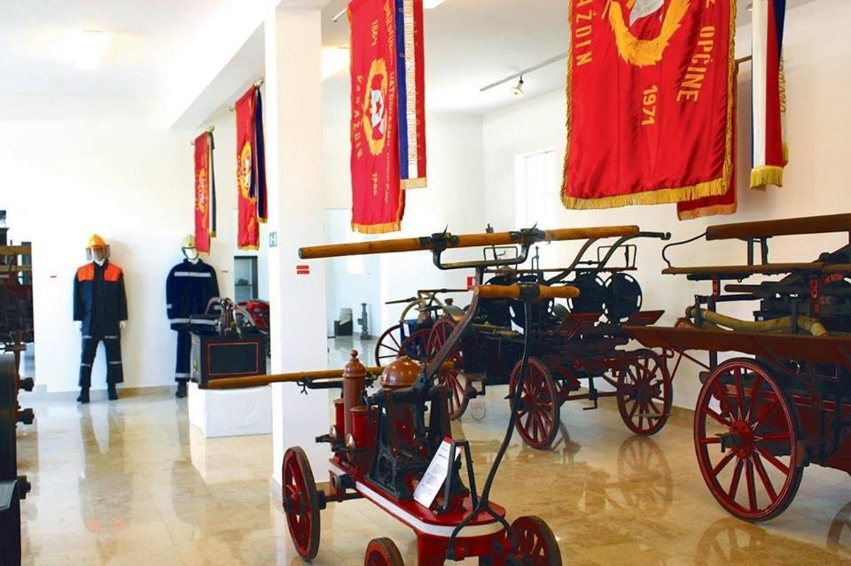 Photo of Muzej hrvatskog vatrogastva poziva na Noć muzeja