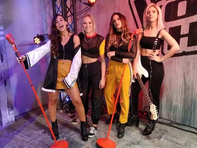 """Photo of VIDEO Djevojke iz Crikvenice oduševile nastupom u nizozemskom showu """"The Voice"""""""