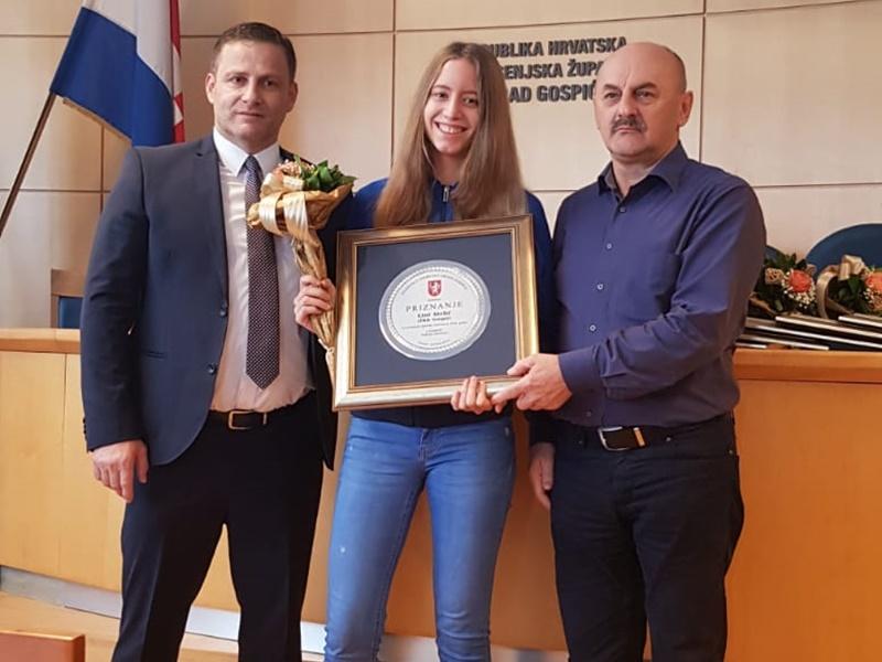 Photo of FOTO Dodijeljena priznanja najboljim gospićkim sportašima