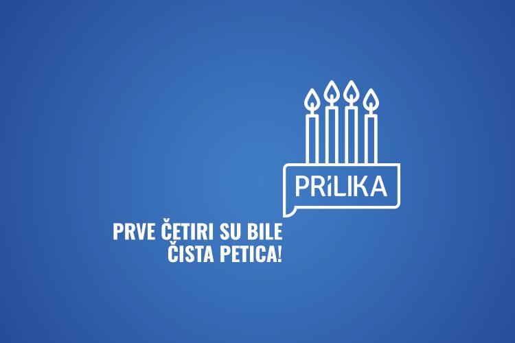 """Photo of Agencija PRiLIKA slavi rođendan: """"Prve ČETIRI su bile čista PETICA!"""""""