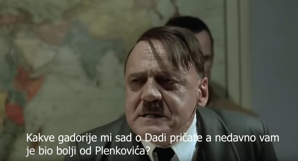 """Photo of NOVI VIDEO Hitler ovaj put u ulozi """"Kustića""""! Počeo rat između starog i novog HDZ-a?"""