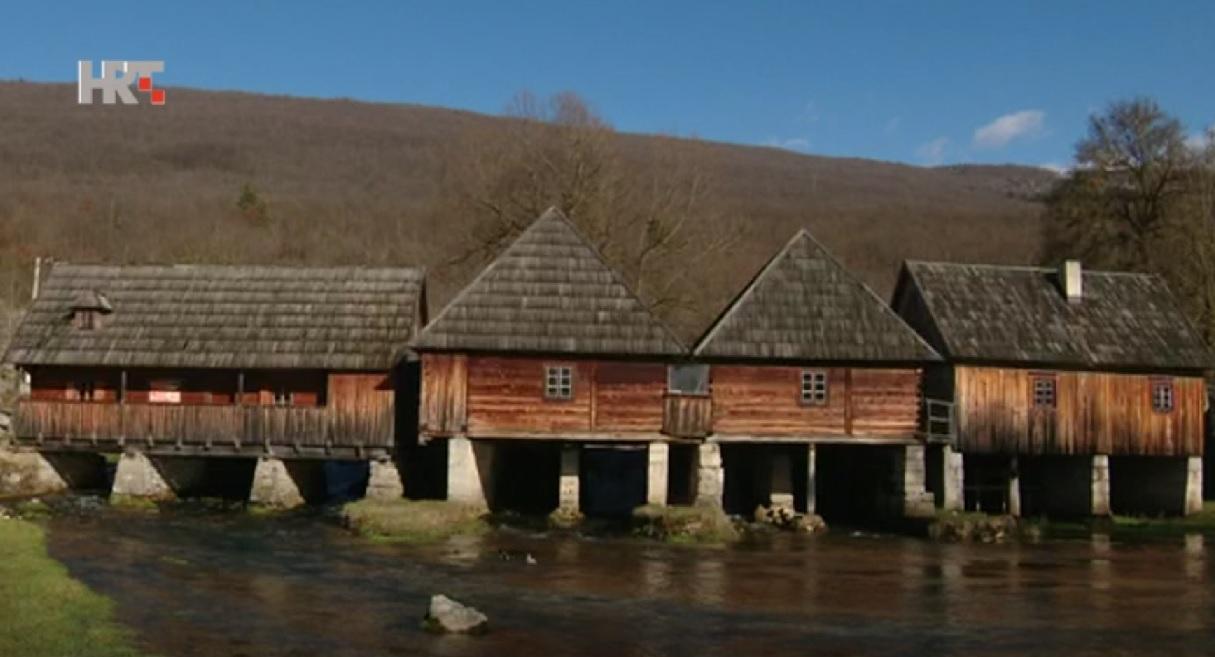 Photo of Obnovljene ličke mlinice u dolini Gacke postale turistički hit