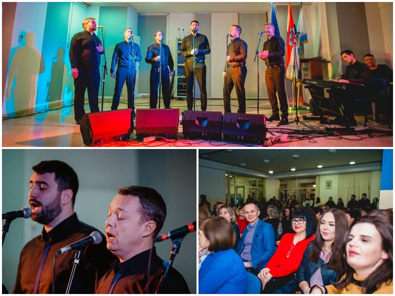 Photo of FOTO Klapa Cambi gospićkoj publici priredila koncert za pamćenje