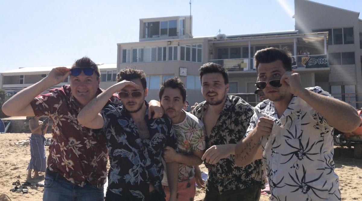 Photo of Popularni tamburaši u starkama, Mejaši, iz Australije poručuju – ljeto može početi!